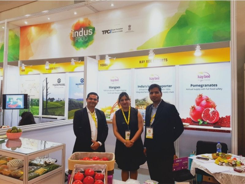 Indus Food, Delhi 2018
