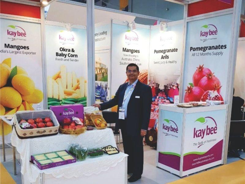 Asia Fruit Logistica, Hongkong 2017